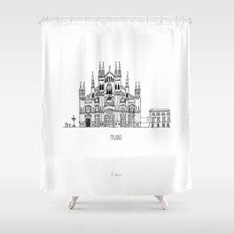 Milano Shower Curtain