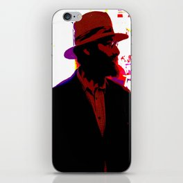 Cotton Club Rabbi's Day Off iPhone Skin