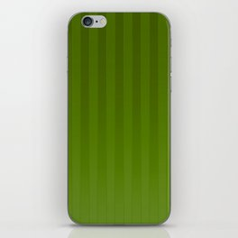 Gradient Stripes Pattern dg iPhone Skin