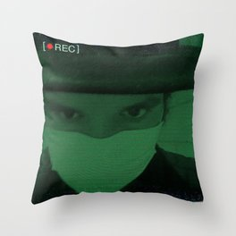 The Quarantine Sessions Number 1 Throw Pillow