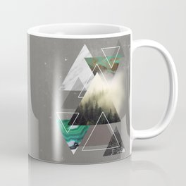 Triangles Symphony Coffee Mug