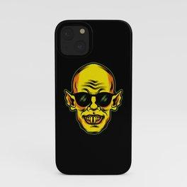 Halloween Horror Fun Cool Monsters Vampire iPhone Case