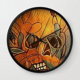 CRÁNEOS 40 Wall Clock