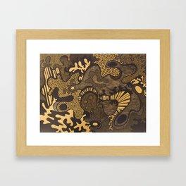 Experimental Framed Art Print