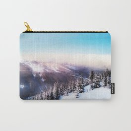 Dreamy morning scene Carry-All Pouch
