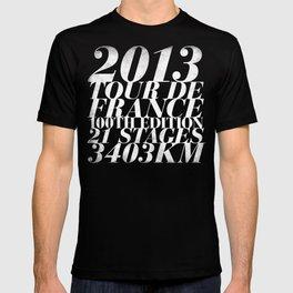2013 Tour de France: Sprint!  T-shirt