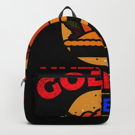Gobble Until You Wobble P Pie Backpack