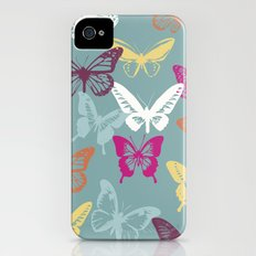 Butterfly Love iPhone (4, 4s) Slim Case