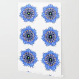 Mandala fishes Wallpaper