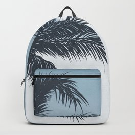 Palm and Ocean Rucksack