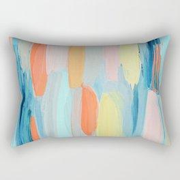 Just Peachy Rectangular Pillow