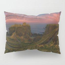 Fort On The Shelving Slope Pillow Sham