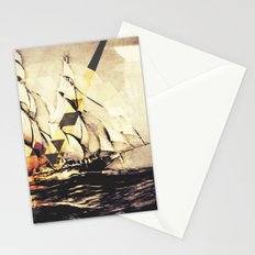 When Your Ship Comes In Stationery Cards