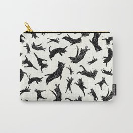 Shadow Cats Space Carry-All Pouch