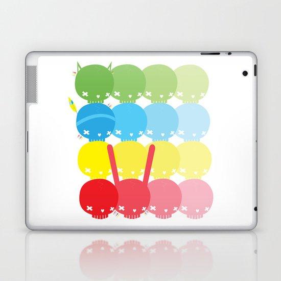 PRAYING RE:MEMBER  Laptop & iPad Skin