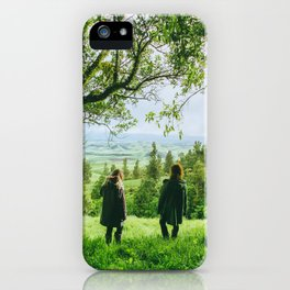 Forever Green iPhone Case
