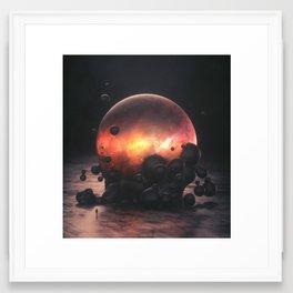 Primordial Framed Art Print