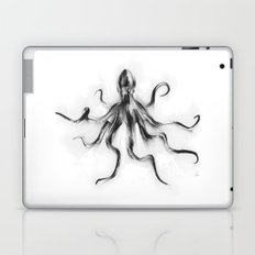 King Octopus Laptop & iPad Skin