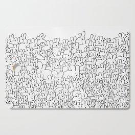 Pile of Buns Part Deux Cutting Board