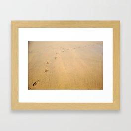 Lead On Framed Art Print