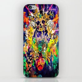 Influence, Destroyer of the Garden iPhone Skin