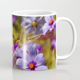 Flowering Cosmos Coffee Mug