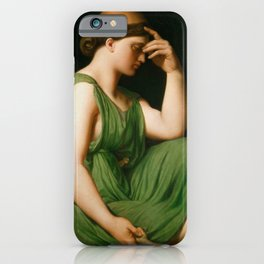 """Jean-Auguste-Dominique Ingres """"The Odyssey"""" iPhone Case"""