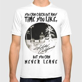 Hotel California. T-shirt
