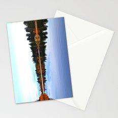Northwest lake Stationery Cards