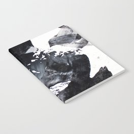 acrylic Notebook