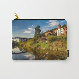 The Iron Bridge Carry-All Pouch