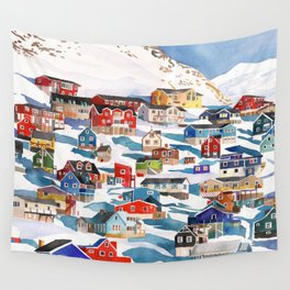Qaqortoq Wall Tapestry