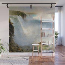 Frederic Edwin Church Niagara Falls Wall Mural