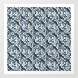 Pattern #3 Art Print