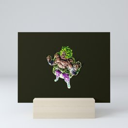 Broly Mini Art Print