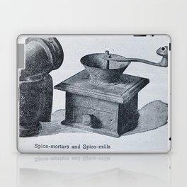 Spice mill Laptop & iPad Skin