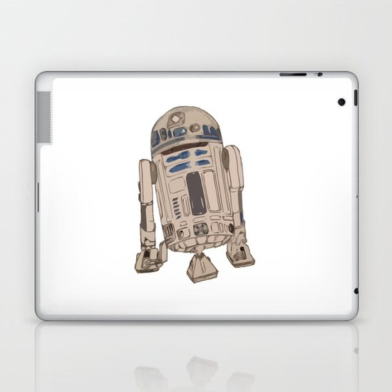 R2D2 Laptop & iPad Skin