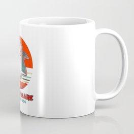 Doo Doo Doo Vintage Daddy Shark Coffee Mug