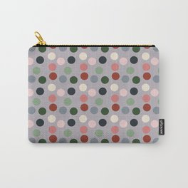 Tropical polka dots #homedecor Carry-All Pouch