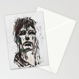 Staggered Stationery Cards