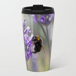Summer Lilac Travel Mug