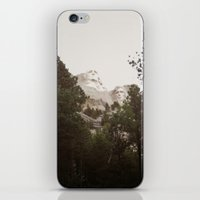 rushmore iPhone & iPod Skins featuring Mt. Rushmore by Jacob Neal