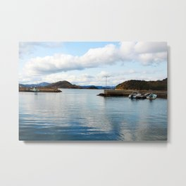 Seto Inland Sea Metal Print