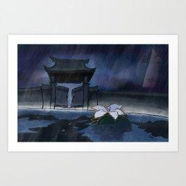 Mulan - Follow Your Heart Art Print