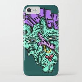 Bronkas Simon iPhone Case