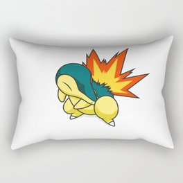 Cyndaquil #155 Rectangular Pillow