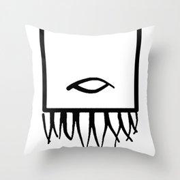 D.O.F.F Throw Pillow