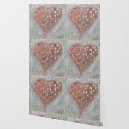 Blossoming Love Wallpaper