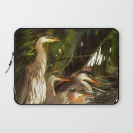 More Punked Chicks Laptop Sleeve