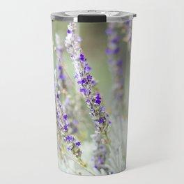 Lavandula Angustifolia (Lavender) Travel Mug